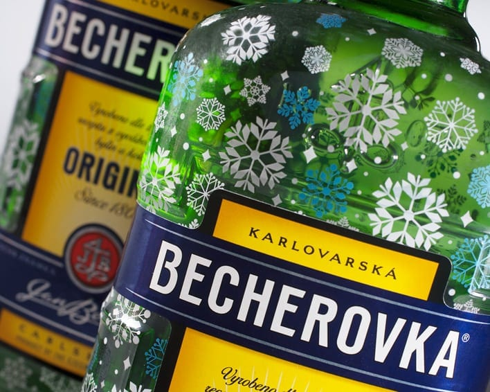 becherovka winter