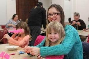Ncsml Kids Crafternoon Easter Art