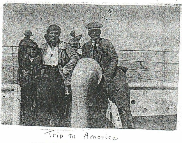 Trip to America