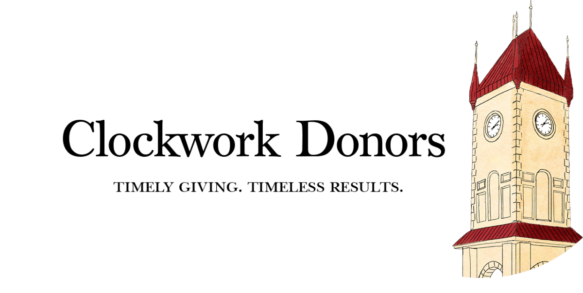 Clockwork Donors