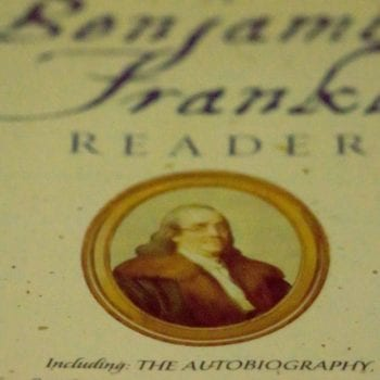 Benjamin Franklin Reader