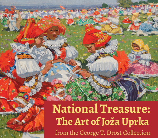 Art of Joža Uprka