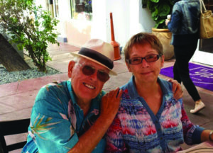 Tony and Cathy Korvas