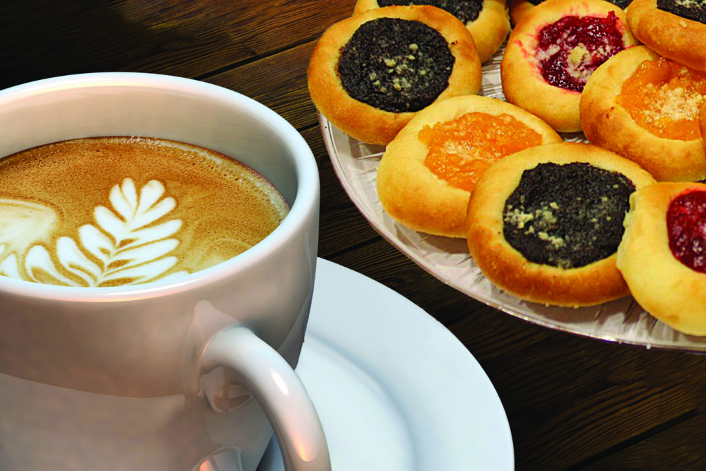 Coffee and Kolache