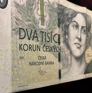 Czech-currency