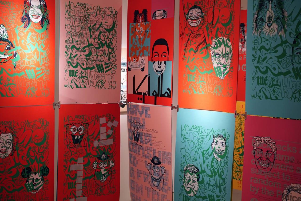 Ganzeer's artwork