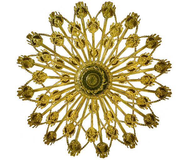 chandelier pin