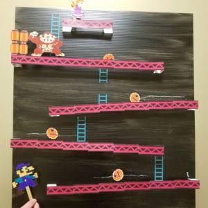 Donkey Kong craft