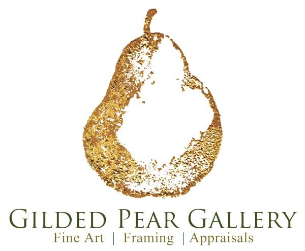 Gilded Pear Gallery Logo