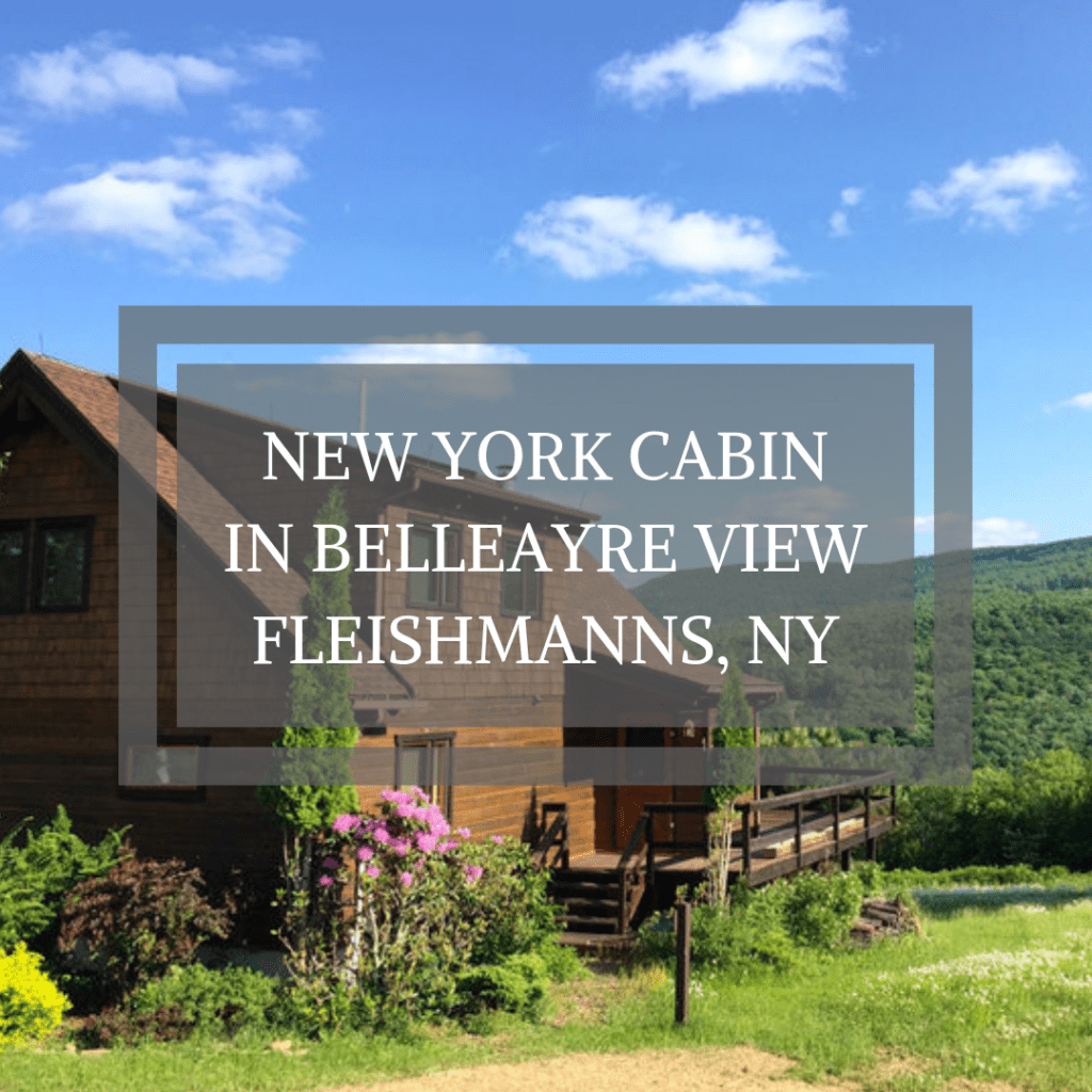 New York Cabin in Belleayre View Fleishmanns, NY