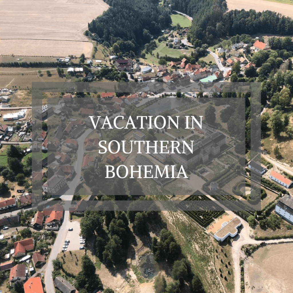 Vacation in Southern Bohemia