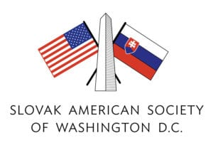 Slovak American Society of Washington D.C. logo
